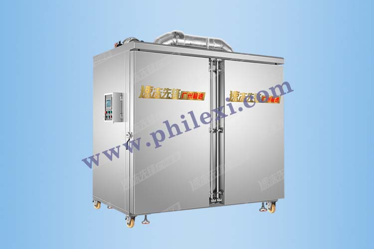 PHILEXI-Cabinet Type Liquid Nitrogen Quick Freezer-1- 750-500