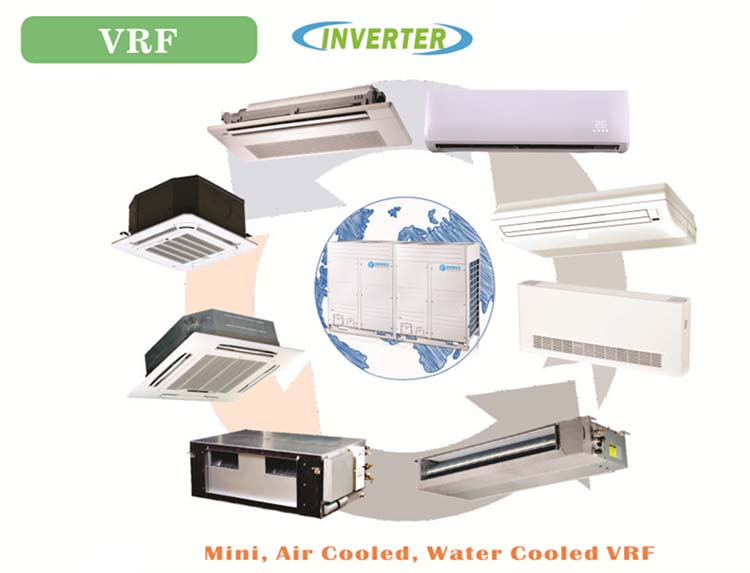 PHILEXI VRF Air Conditioner-1