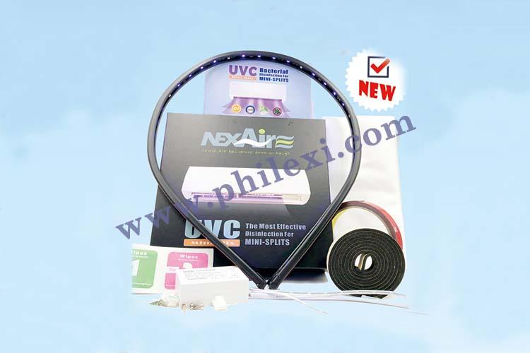NEXAIRE UVC Disinfection For MINI-SPLITS Air Conditioner-1- 750-500