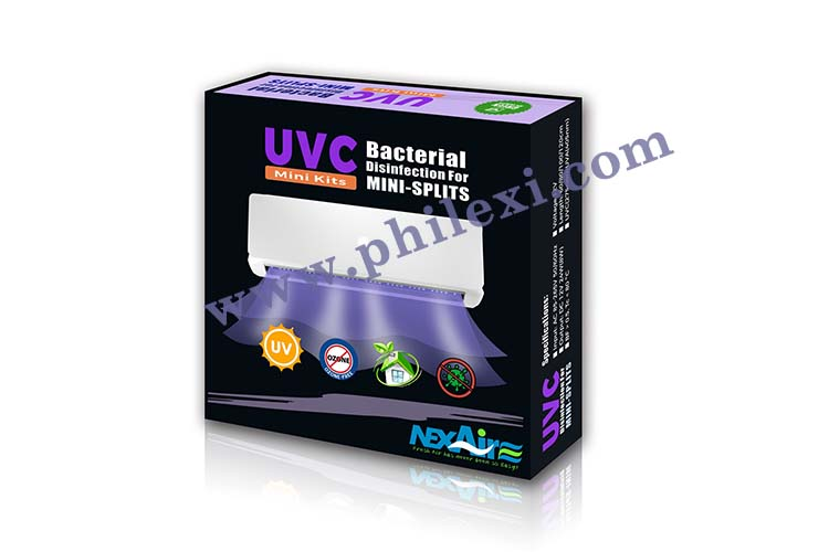 NEXAIRE Company Product UVC Mini Kits-2- 750-500