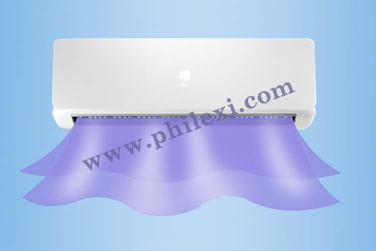 NEXAIRE UVC Mini Kits Bacterial Disinfection For MINI-SPLIT Air Conditioner-1- 750-500