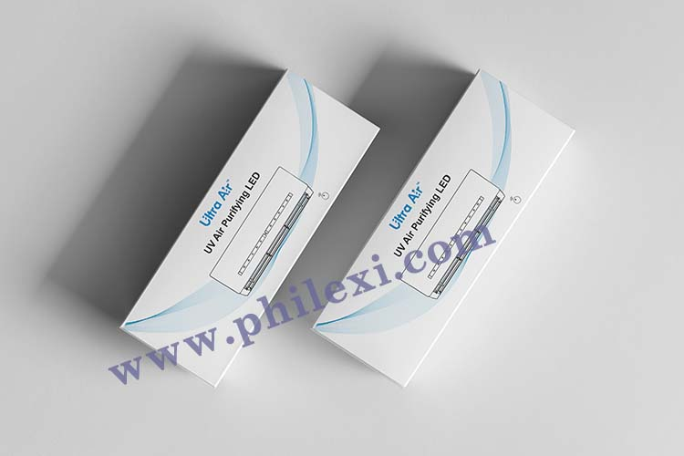 Ultra Air UV Air Purifying LED-1- 750-500