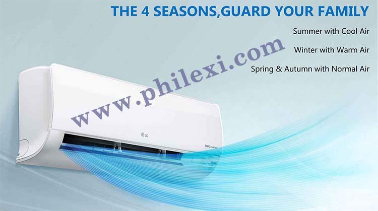 Ultra Air UV Air Sterilizing LED for Mini-Split The 4 Seasons Guard Your Family-1-750