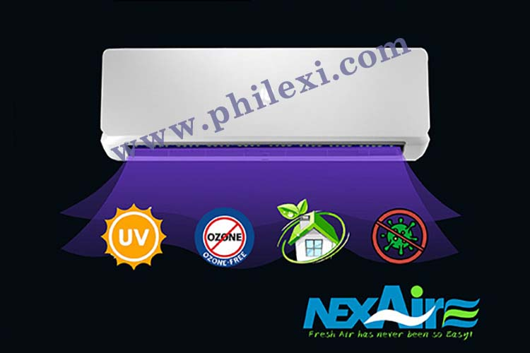 NEXAIRE UVC LED For MINI-SPLIT Air Conditioner-1- 750-500
